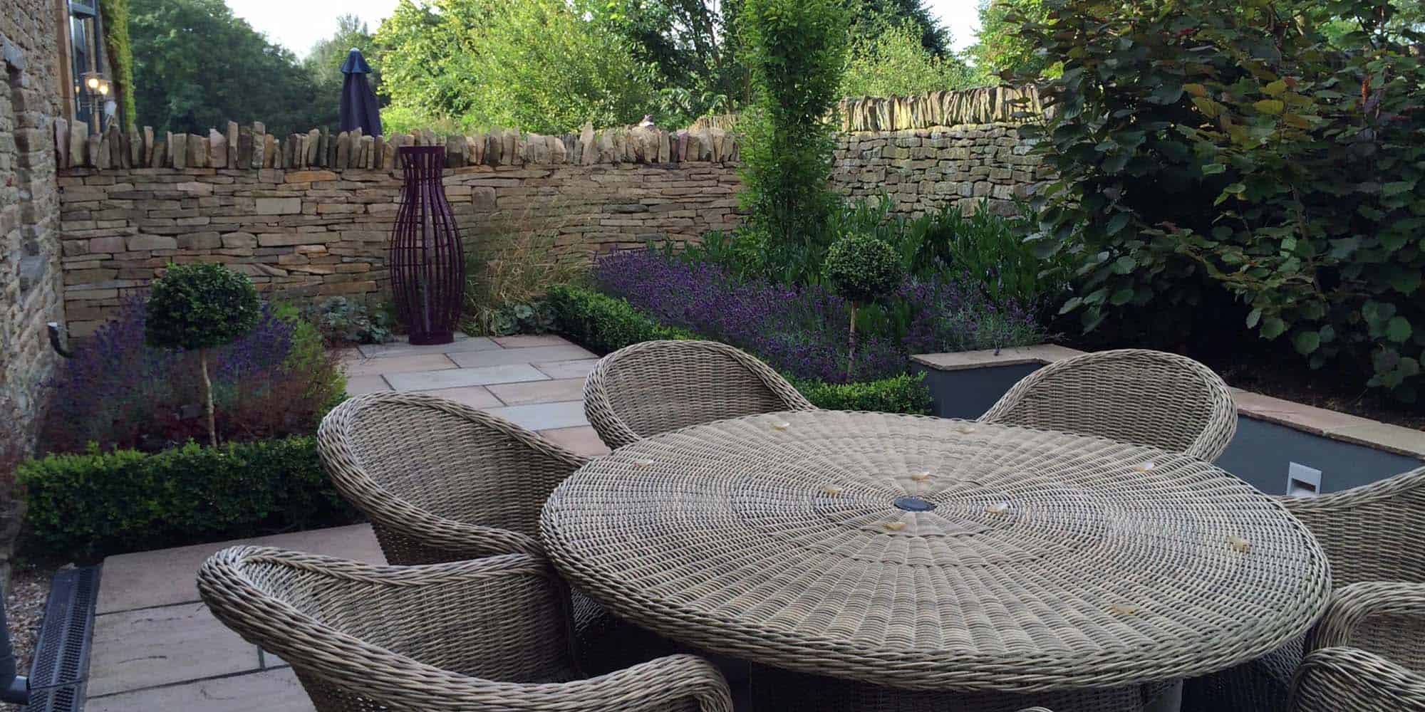 Barn Conversion Bestall & Co Landscape Design