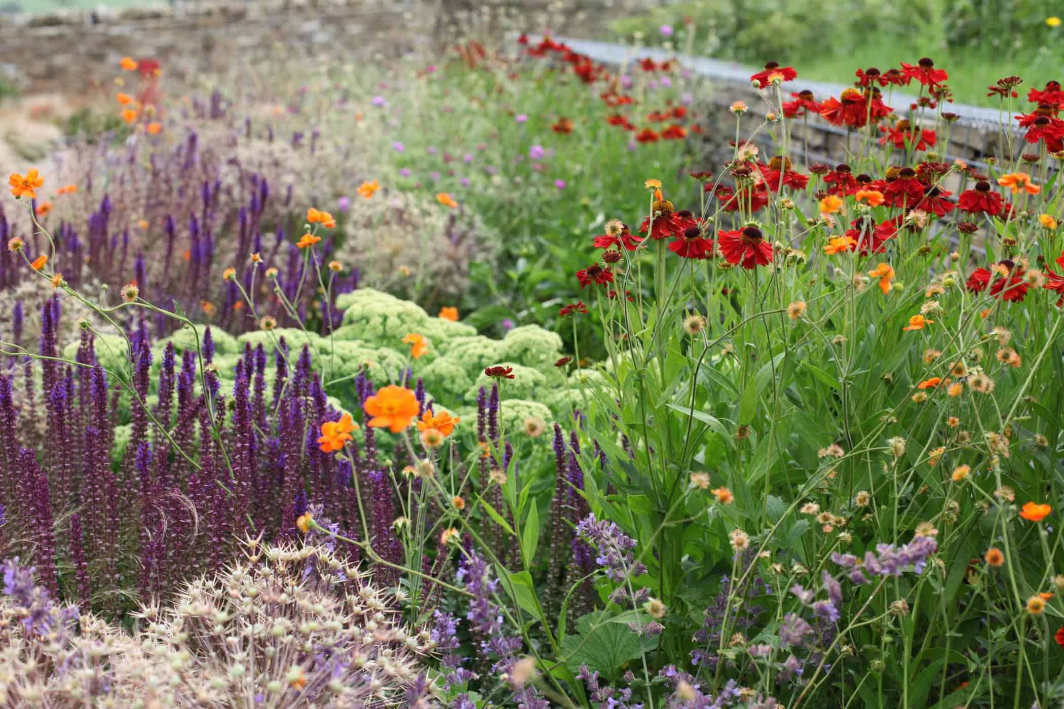 Barn Conversion bestall and co Beautiful Planting Planting Design