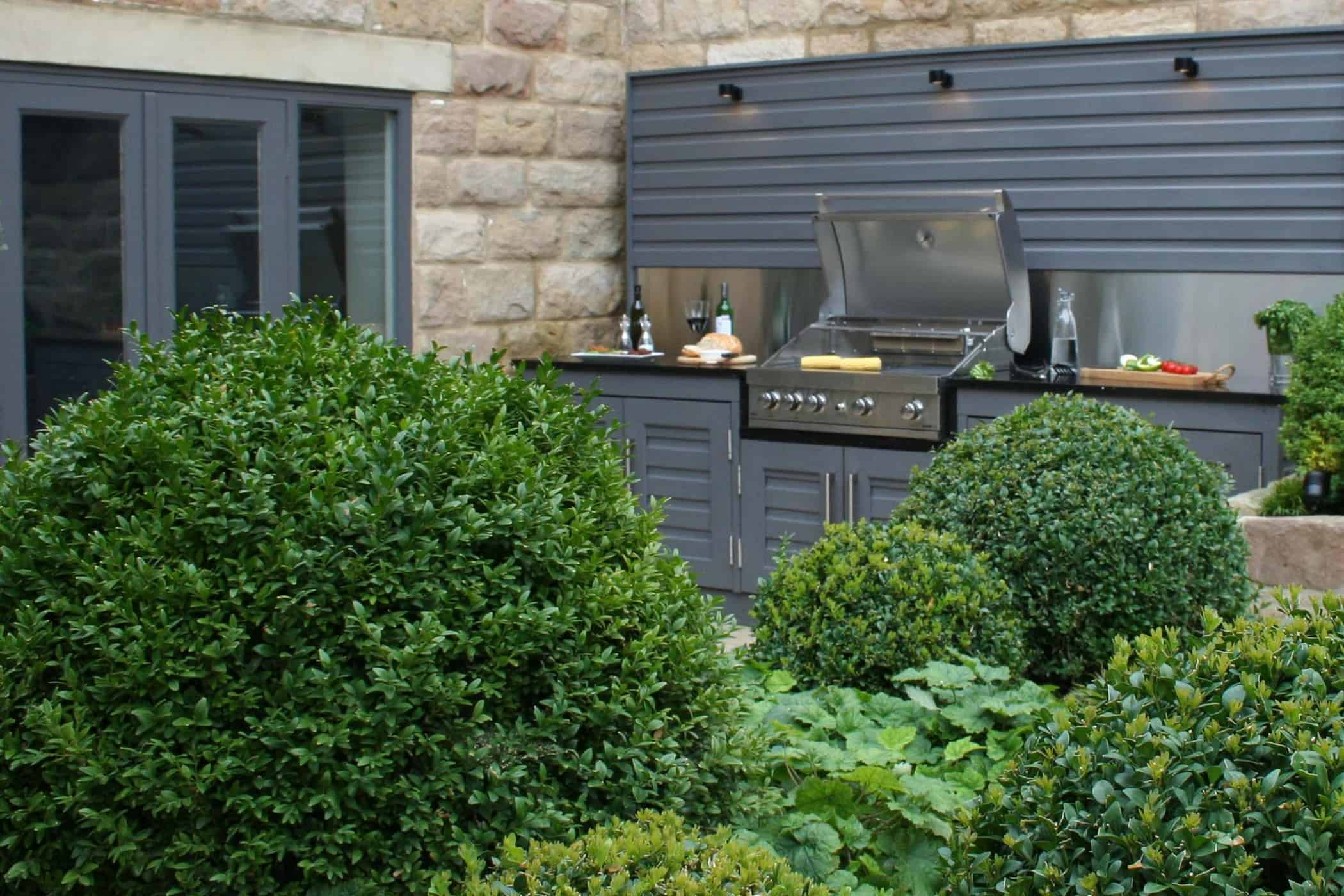 Outdoor Kitchen, Bestall & Co, Garden design, BBQ Outdoor Kitchen, Bestall & Co, Garden design, BBQ