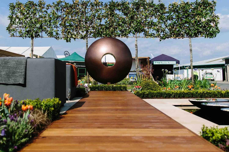 Bestall & Co Landscape Design-Harrogate Flower Show
