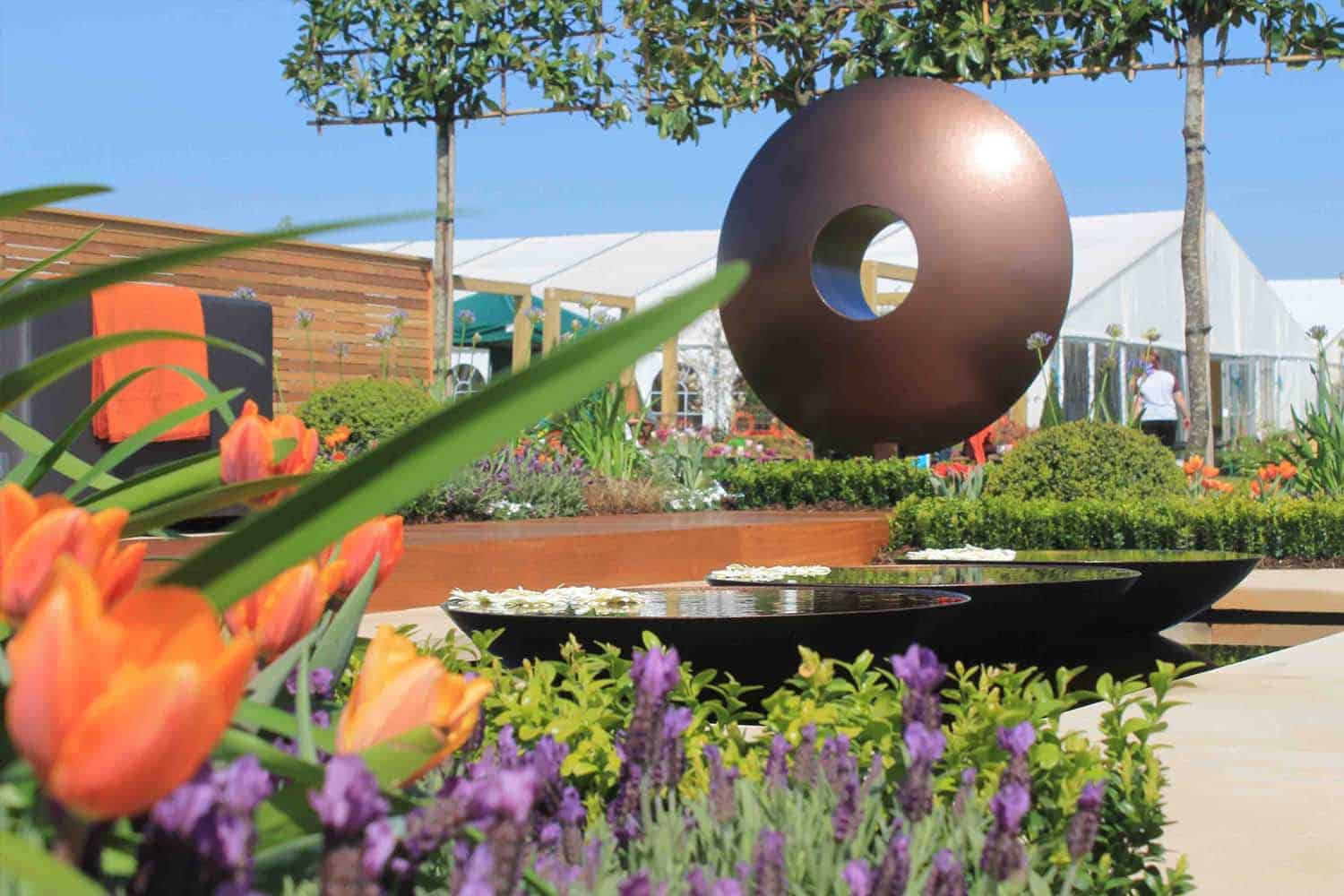 Bestall & Co Landscape Design Harrogate Flower Show