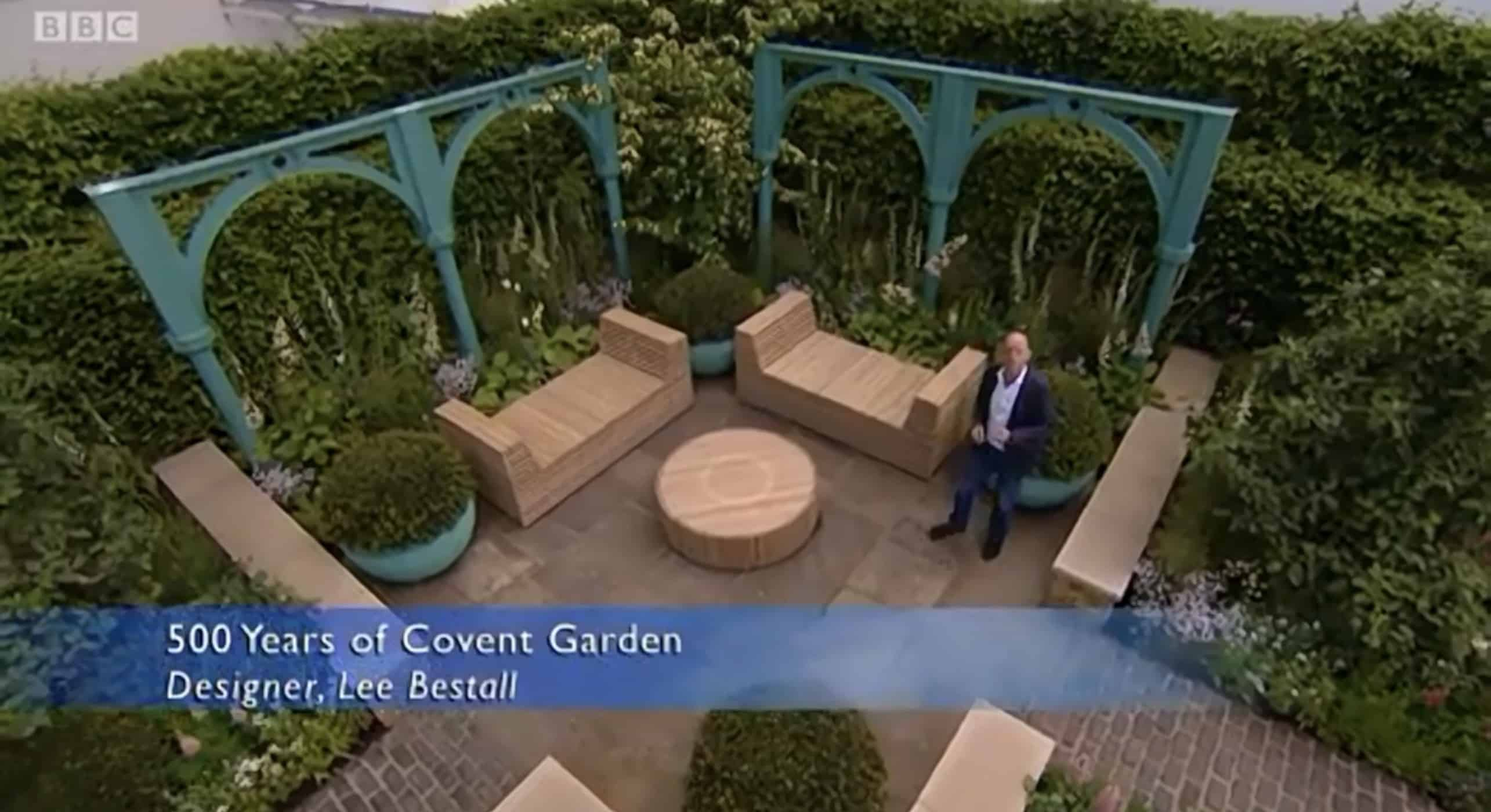 yorkshire designers well represented at rhs chelsea flower show