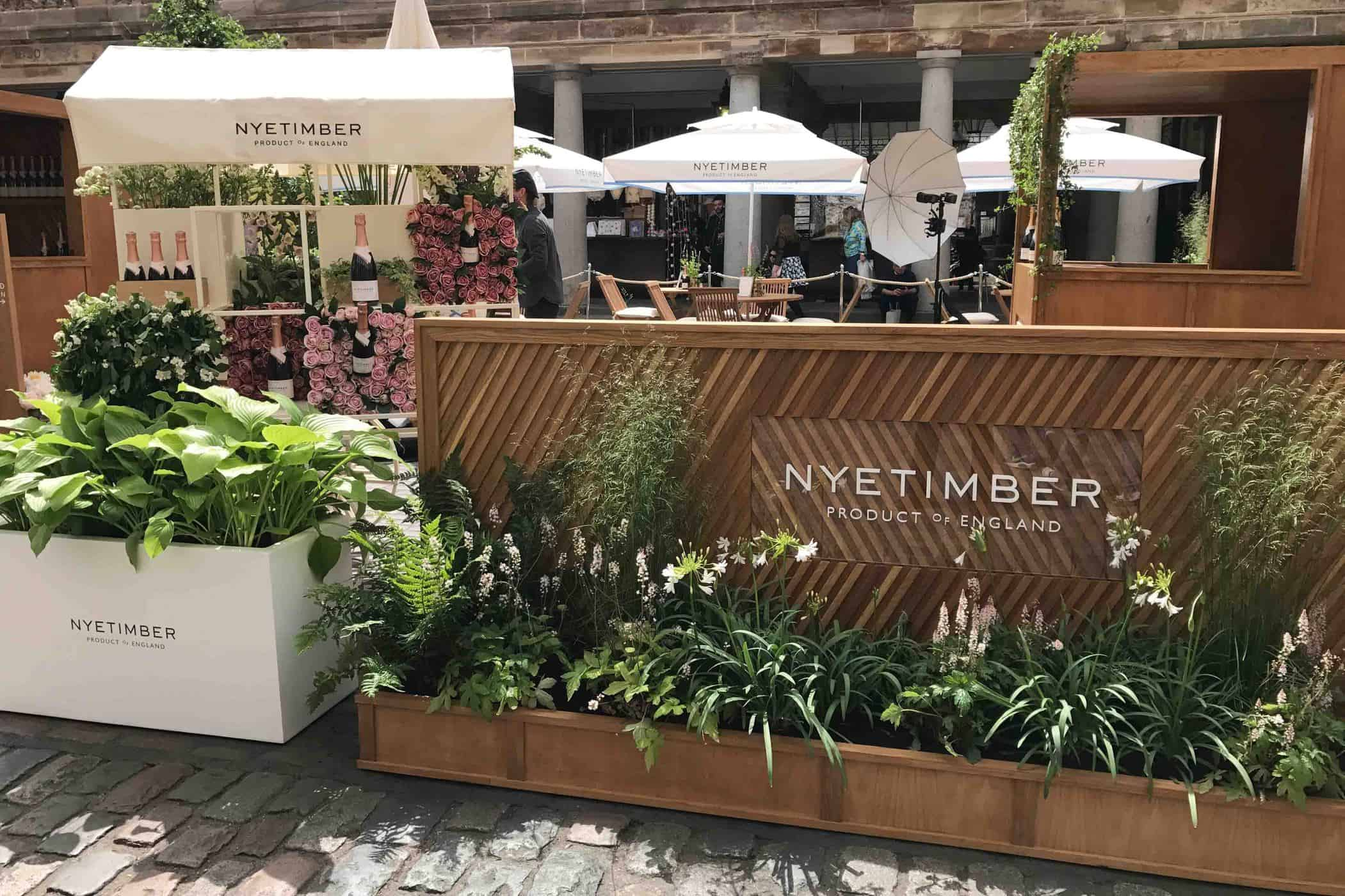 Nytimber, Covent Garden