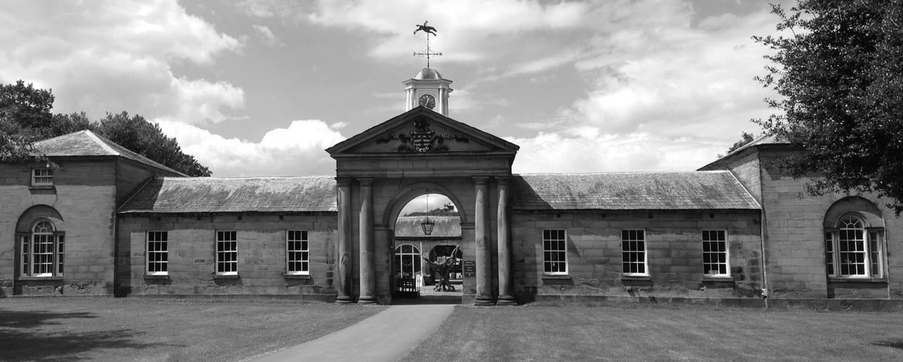Renishaw stables