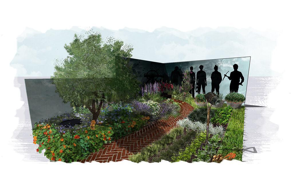 BBC Radio Stoke An imagined miners garden