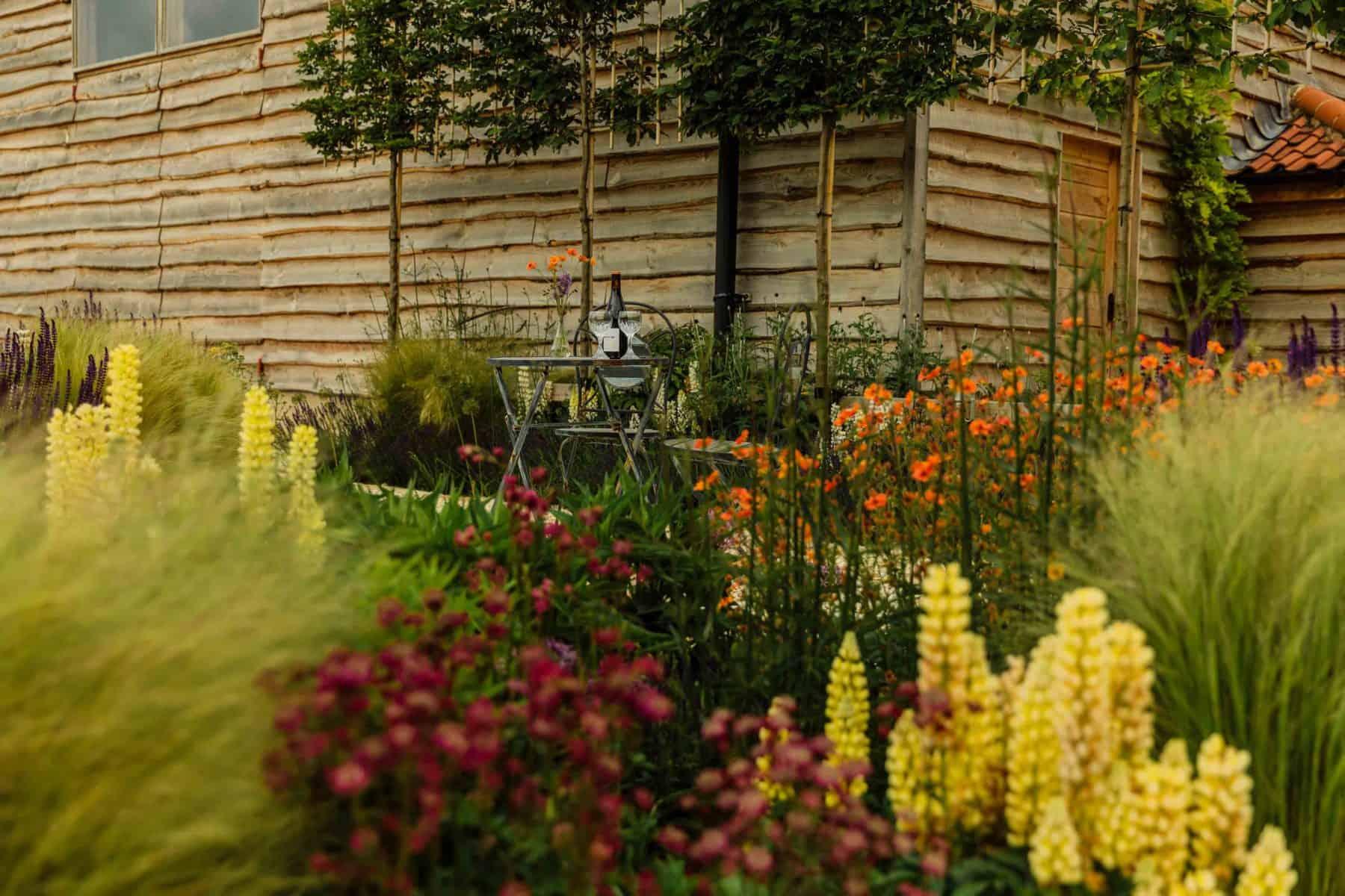 Rustic Country Garden