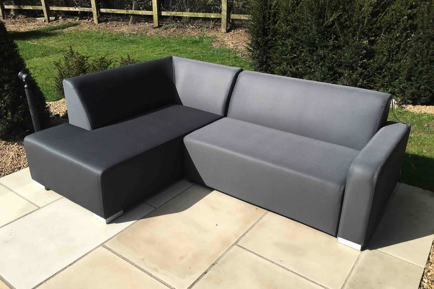 Banwell 4 Seater Corner Sofa Set