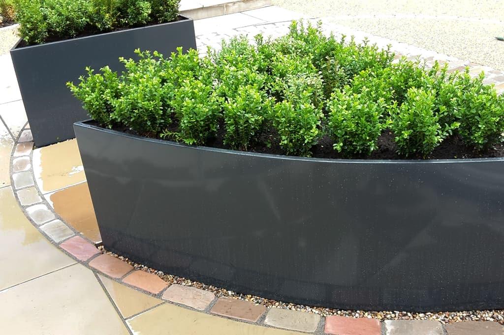 Bespoke Metal Planter