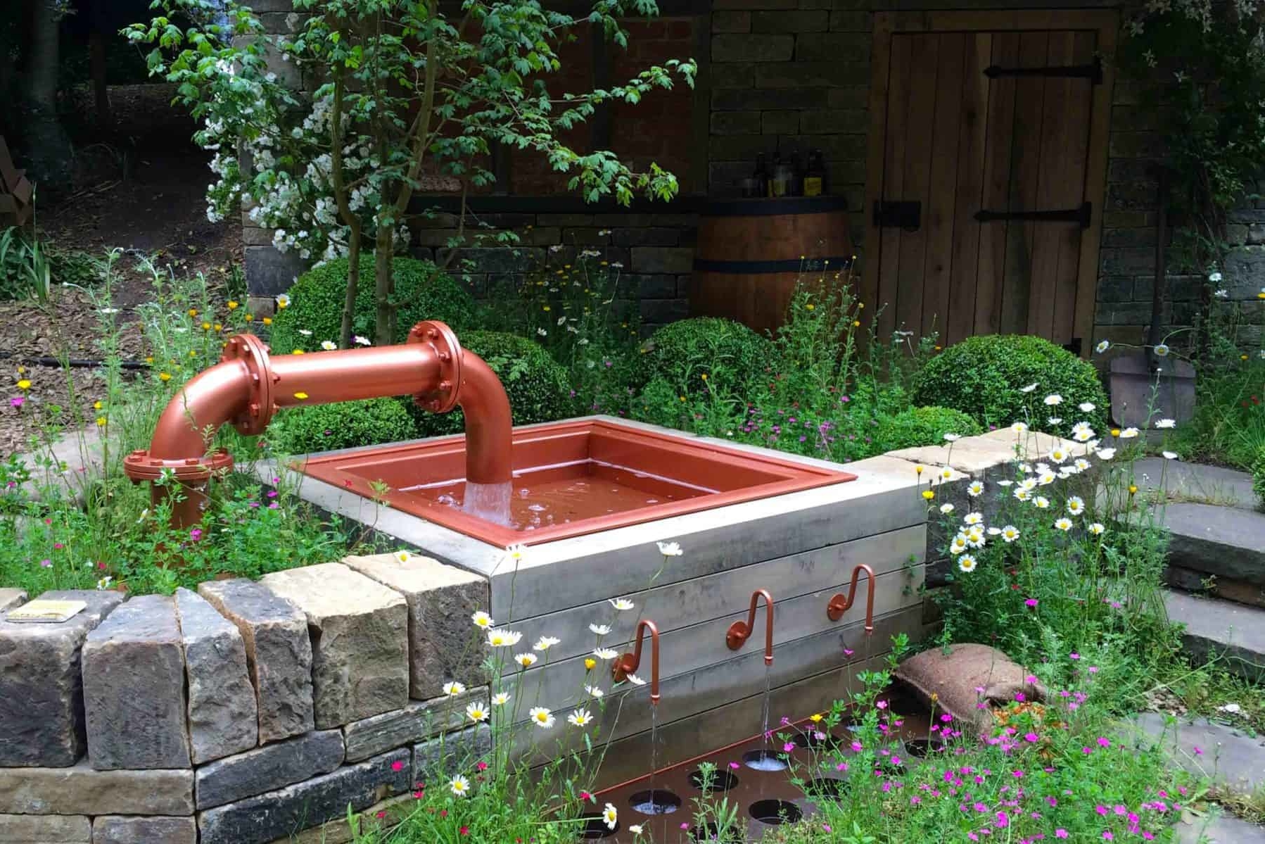 Water Pump Feature
